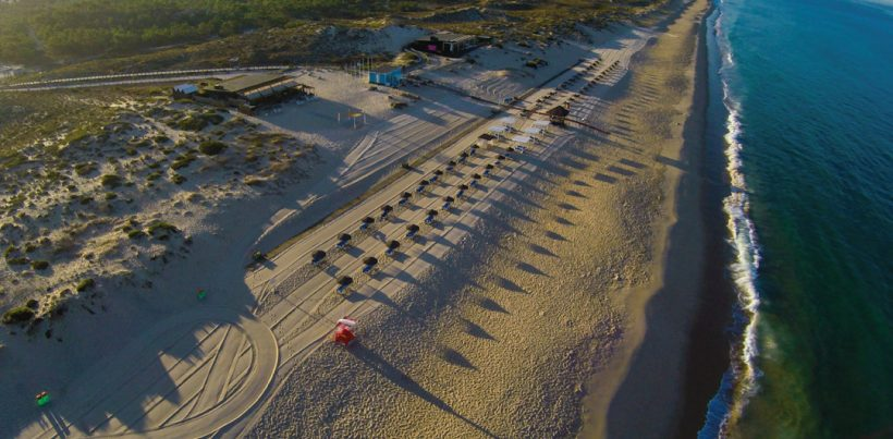Comporta air view